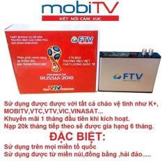 Truyền hình vệ tinh MOBITV FTV -S2 MODEL:OFS-8888