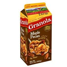 Granola Maple Pecan 582g