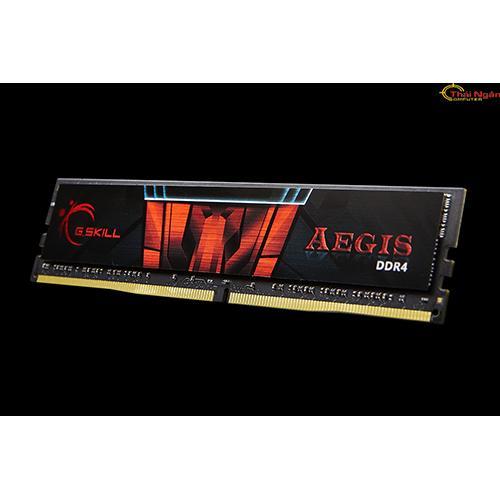 Nên mua Ram GSKILL 4GB DDR4 Bus 2400 F4-2400C15S-4GIS – Tản nhiệt lá ở Công ty TNHH Tin Học Thái Ngân