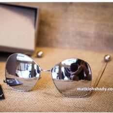 Kính mát thời trang gọng ngược MK770.3 (Bạc Gương)