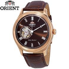 Đồng hồ nam dây da Orient FAG00001T0