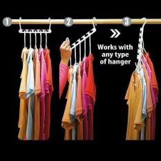 Móc treo quần áo gấp gọn tiết kiệm không gian