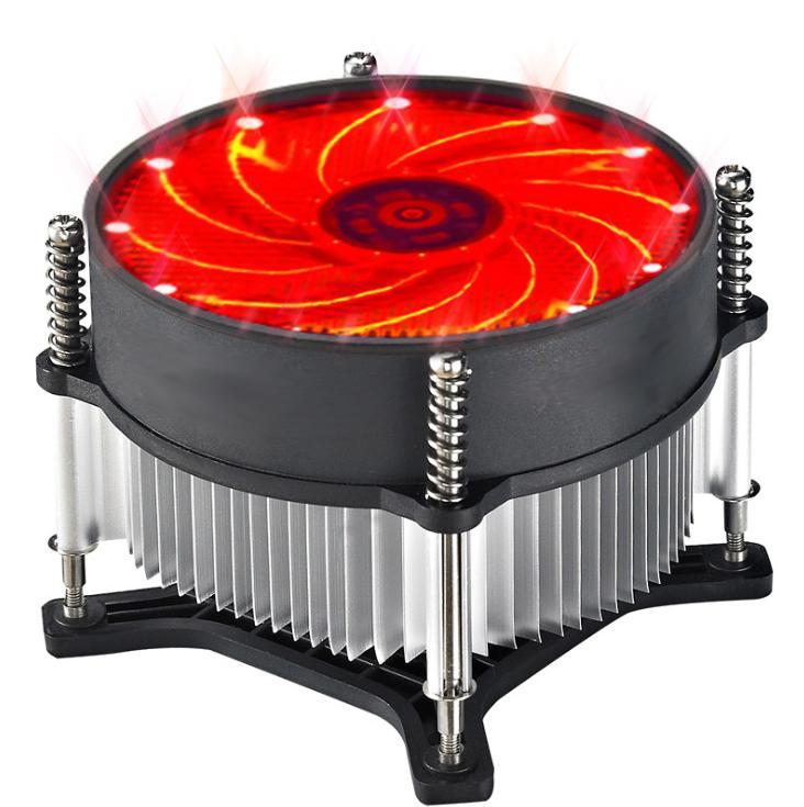 Giá Fan Tản Nhiệt CPU Snowman Led Red – Hỗ Trợ All CPU Tại Đức An PC