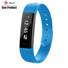 Đồng hồ kiêm Vòng đeo tay thông minh theo dõi sức khỏe VeryFit Model ID115 (Bảo hành 1 đổi 1)