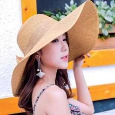 Nón đi Biển rộng vành ,nón cói đi biển, mũ đi biển