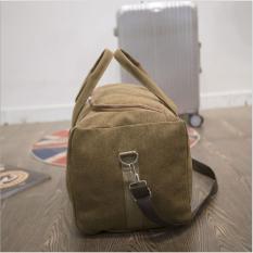 Túi xách hành lý vải bố chắc chắn hàng Cao cấp màu đen