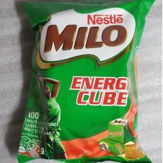 Giá Sốc Kẹo sữa dạng viên Milo Cube – Energy Cube 100 viên