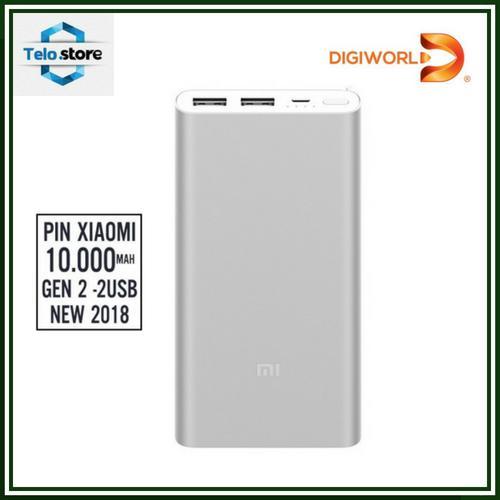 So sánh giá Pin sạc dự phòng Xiaomi 10.000mAh Gen 2S 2018 – Digiworld phân phối Tại TELO STORE