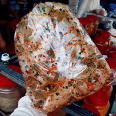 [500G] Bánh Tráng Cuộn Trộn Tôm Hành