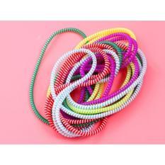 Bộ 4 dây cuốn cáp 2 màu
