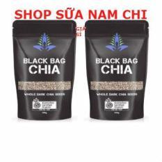 Combo 2 Túi Hạt Chia Úc Black Bag Chia 500g