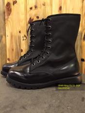 Giày ghệt cơ động cty 32 BQP (Đen)