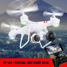 Flycam giá rẻ, camera flycam, may bay dieu khien – Máy bay Flycam KY101 cao cấp, kết nối Wifi với điện thoại, Bảo Hành uy tín 1 Đổi 1