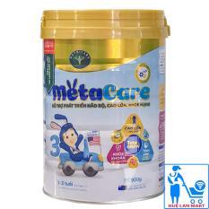 [CHÍNH HÃNG] Sữa Bột MetaCare Total GROW 3 Hộp 900g (Cho trẻ 1-3 tuổi)