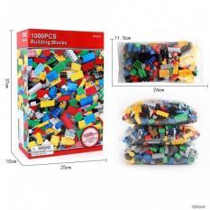 BỘ XẾP HÌNH LEGO 1000 CHI TIẾT CHO BÉ (hộp đỏ) – MS.SP000645-KTX