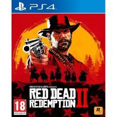 Đĩa game PS4 : Red Dead Redemption 2