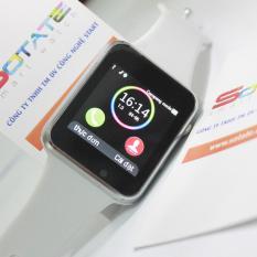 [Xã hàng cuối năm] Đồng hồ SMARTWATCH SA1 màu trắng + 2 Phần Quà hấp dẫn