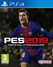 Đĩa Game PS4 – PES 2019 – PRO EVOLUTION SOCCER 2019