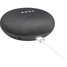Loa Bluetooth thông minh Google Home Mini – Tích hợp trợ lý ảo.