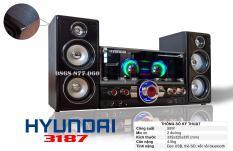 Loa vi tính 2.1 Bluetooth 3187 (Đen)