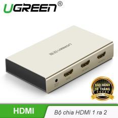 Bộ chia HDMI 1 ra 2 cổng hỗ trợ 4Kx2K full HD 1080P UGREEN 40276 – Hãng phân phối chính thức
