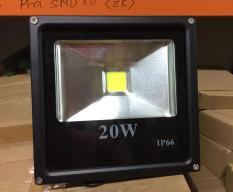 Đèn ngoài trời: Đèn pha led chip COB 20W cao cấp