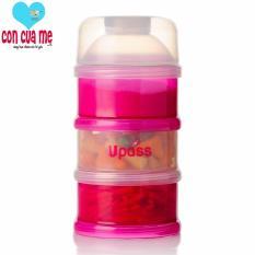 Cửa hàng bán Upass-Hộp đựng sữa bột 3 ngăn UP8010NH