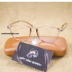 Gọng kính dẻo thời trang Shady G791.4 ( Cam trong )