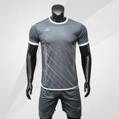 Bộ quần áo bóng đá cao cấp KEEP & FLY Chain 2.0 Xám