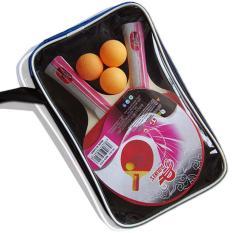 Vợt bóng bàn Aolikes tặng kèm 3 bóng+túi đựng vợt
