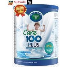 Sữa bột Nutricare Care 100 Plus 900g
