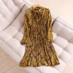 Đầm voan cột nơ freesize 45-65kg