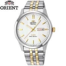 Đồng hồ nam dây kim loại Automatic Orient SAB0B008WB