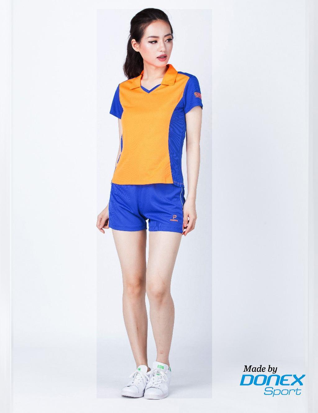 Bộ quần áo thể thao nữ Donex Proning (tập thể dục, dã ngoại..)