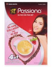 Cà phê Trung Nguyên Passiona 4in1 14 gói x 16g sản phẩm thơm ngon, chất lượng, có nguồn gốc xuất xứ rõ ràng, là sản phẩm không thể thiếu trong các gia đình