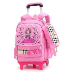 Xe Đẩy Rời Backpack Có Thể Trèo