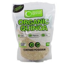 Vì sao mua Hạt Diêm Mạch Organic Quinoa Úc 1KG