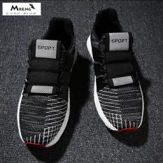 Giày Lười Kiểu Sneaker Cao Cấp – MRENG MS01