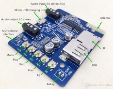 Mạch Bluetooth 4.0 (có giải mã thẻ TF và USB)