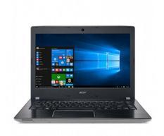 Laptop Acer Aspire E5-476-58KG NX.GRDSV.001 i5-8250/4G/1TB/14FHD (Xám) – Hãng phân phối chính thức