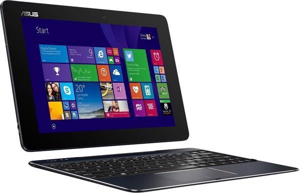 Máy tính bảng Windows 10,Tablet windows 10,Asus Transfomer Book T100/T1 Chi/ RAM 4GB/ SSD 64GB (Không bàn phím)