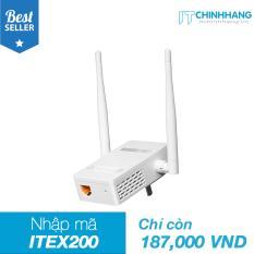 Bộ Mở Rộng Sóng WiFi ToToLink EX200 – Hãng Phân Phối Chính Thức
