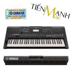 Đàn Organ Yamaha PSR-E463 – Hãng phân phối chính thức (Keyboard PSR E463 – Hàng chính hãng, Có tem chống hàng giả bộ CA- Bộ Đàn, Nguồn)