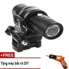 Camera hành trình Hi HD Full HD + Tặng máy bắt vít DIY