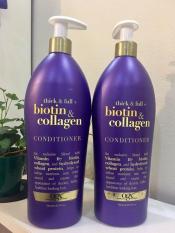 Dầu xả Biotin collagen OGX 750ml USA