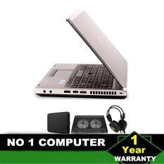 Laptop HP EliteBook 8460p Chạy CPU i7-2620M, 14inch, 8GB, HDD 500GB + Bộ Quà Tặng – Hàng Nhập Khẩu