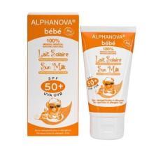 Kem chống nắng hữu cơ cho bé SPF50 tuýp 50ml
