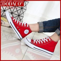 Giày Sneaker Nam Thể Thao Rẻ Đẹp 2019 DODACO DDC3184 6620