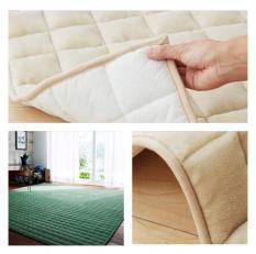 Thảm lông đa năng trải giường Trãi sàn cao cấp 1,8*2m ( Thảm trang trí nệm cao cấp)