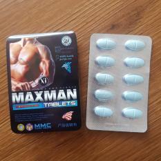Viên Cường Dương Thảo Dược Maxman – Kéo Dài Thời Gian 3800 mg